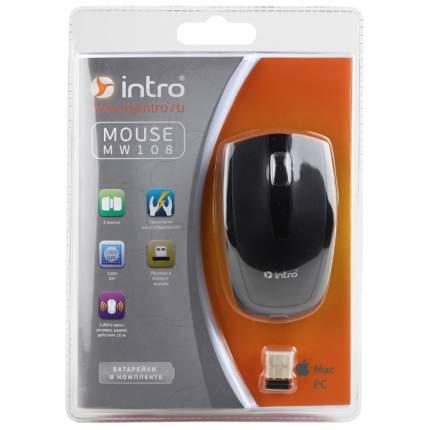 Беспроводная мышка Incar (Intro) MW108 Black