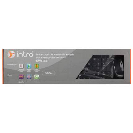 Комплект клавиатура+мышь Incar (Intro) DW810B Wireless