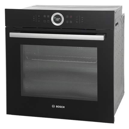 Встраиваемый электрический духовой шкаф Bosch HBG633NB1 Silver