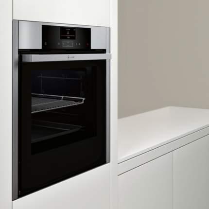 Встраиваемый электрический духовой шкаф Neff B55CS24N0R Silver