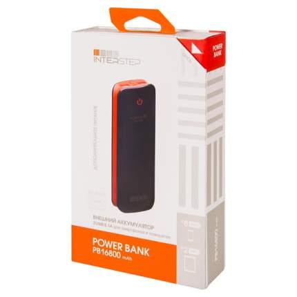 Внешний аккумулятор InterStep PB16800 16800 мА/ч (IS-AK-PB16800BR-000B20) Black
