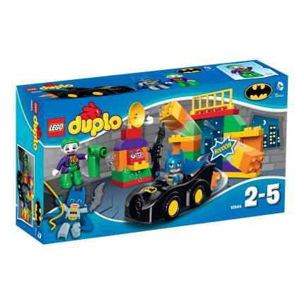 Конструктор LEGO Duplo Super Heroes Испытание Джокера (10544)
