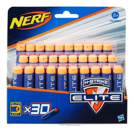 Набор Nerf элит 30 стрел a0351