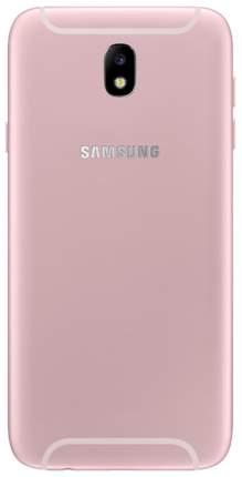 Смартфон Samsung Galaxy J7 (2017) 16Gb Dual SIM Pink