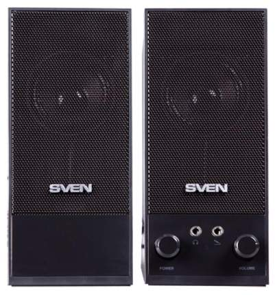 Колонки для компьютера Sven SPS-604 Black