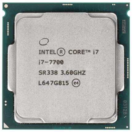 Процессор Intel Core i7 7700 OEM