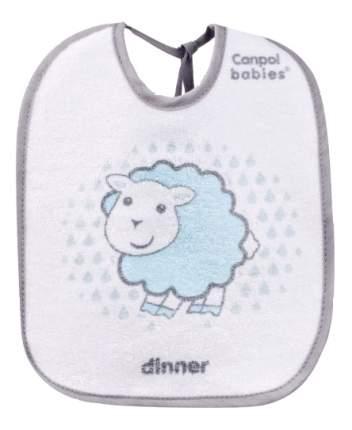 Нагрудник детский Canpol babies Махровый