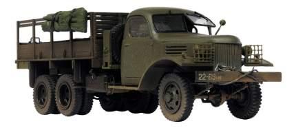 Советский грузовик Zvezda 4.5 тонны