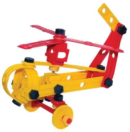 Конструктор пластиковый Огонек Юный конструктор № 1 С-295