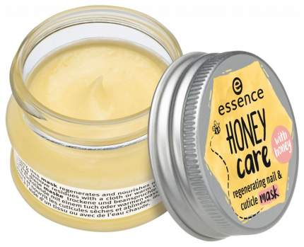 Средство для ухода за ногтями essence Honey Care Regenerating Nail & Cuticle Mask 25 мл