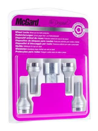 Секретки на колеса McGard М12х1.5мм 5шт 27207 SU