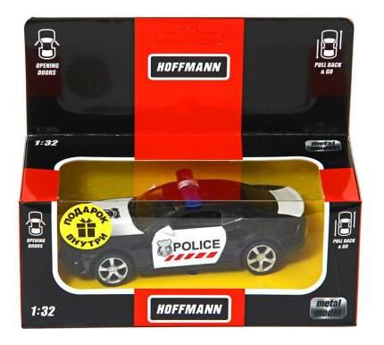 Машинка инерционная Hoffmann Полиция ДПС 1:32