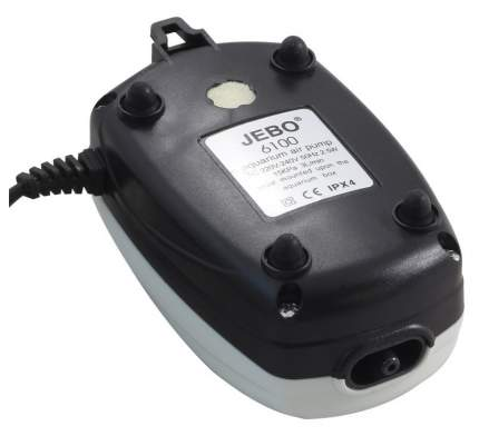 Аквариумный компрессор JEBO 6100-JB 73707003