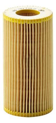 Фильтрующий элемент масляного фильтра MANN-FILTER HU719/8X