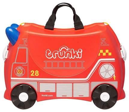 Чемодан Trunki Frank the Fire Truck 0254-GB01