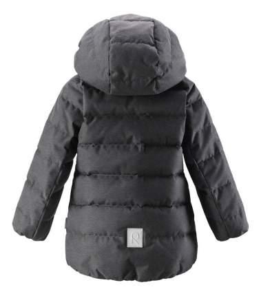 Куртка детская Reima Loiste графитовая для девочки р.80