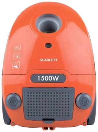 Пылесос Scarlett  SC-VC80B11 Orange/Black