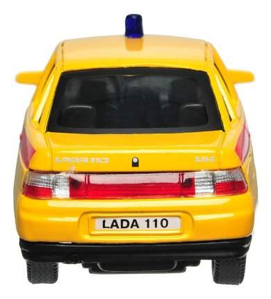 Коллекционная модель Lada 110 Скорая помощь Autotime 7863 1:36