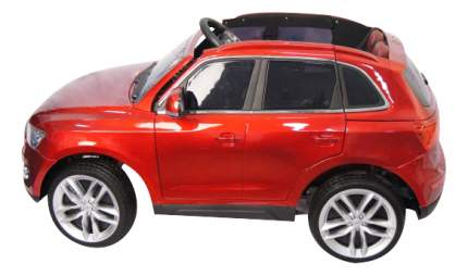 Электромобиль Audi Q5 вишневый глянец RIVERTOYS