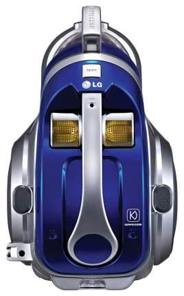 Пылесос LG  VC73203UHAB Blue