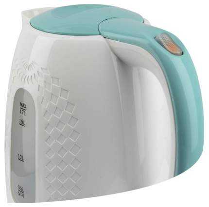Чайник электрический Polaris PWK 1713C Turquoise/White