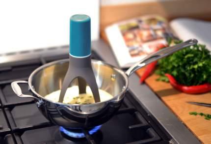 Автоматический венчик-мешалка для соусов Stirr Moulded