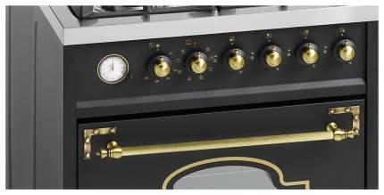 Комбинированная плита Zigmund & Shtain VGE 39.68 A Black