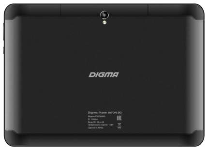 Планшет Digma Plane 1570N 3G Black (PS1185MG)