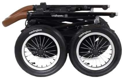 Коляска для новорожденного Navington Corvet колеса 12 Royal Snow