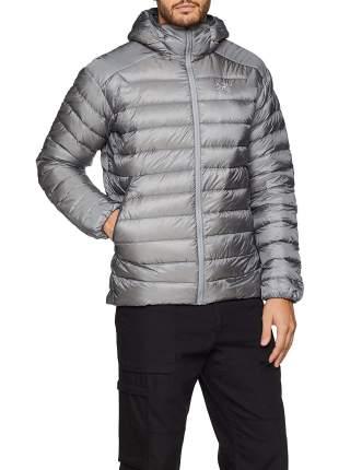 Спортивная куртка мужская Arcteryx Cerium LT Hoody, smoke, XXL