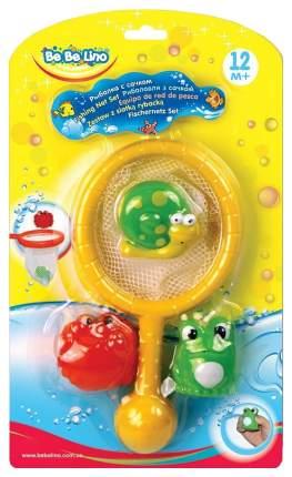 Игра в рыбалку ToysLab BeBeLino Рыбалка с сачком, арт. 57011