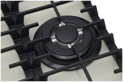 Встраиваемая варочная панель газовая AVEX HM 4534 RY Beige