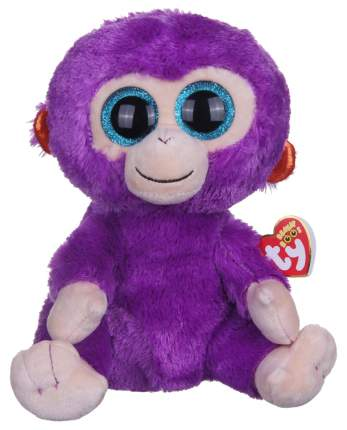 Мягкая игрушка Ty Inc Beanie Boo's - Обезьянка Grapes, 23 см