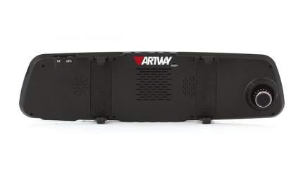 Видеорегистратор c радар-детектором Artway MD-163 зеркало