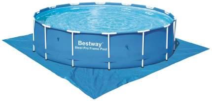 Покрытие защитное под бассейн Bestway 488х488см арт,58003