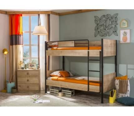 Кровать Cilek Natura двухъярусная 90х200