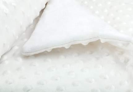 Плед детский Сонный гномик 570/10 Горошек молочный