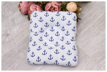 Подушка для кормления и сна AmaroBaby Baby Joy Якоря AMARO-40BJ-JS