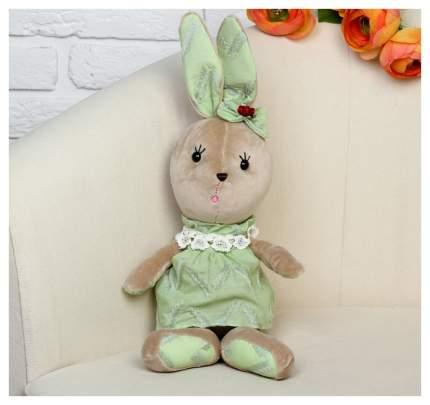 Мягкая игрушка Sima-Land Зайка в платье 3968831