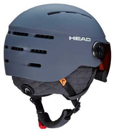 Горнолыжный шлем Head Knight Pro 2020 anthracite, M/L