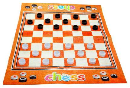 Игра напольная Sima-Land Шашки , размер игрового поля 80 х 65