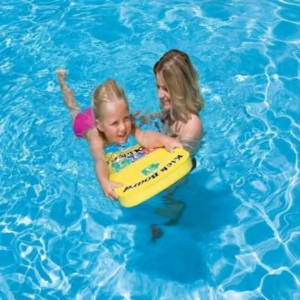 Доска для плавания 45х30см