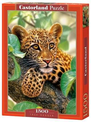 Пазл Castorland Ягуар на дереве C-151493 1500 элементов