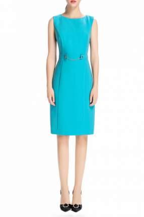 Платье женское Apart 75025 голубое 38 DE