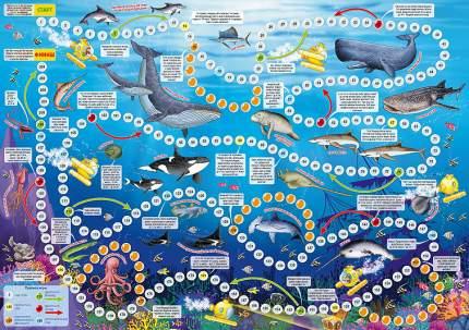 Подводное путешествие. настольная игра из серии играем всей семьей
