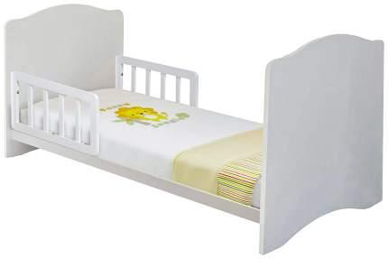 Комплект боковых ограждений для кровати Polini Simple/Basic 140*70 белый