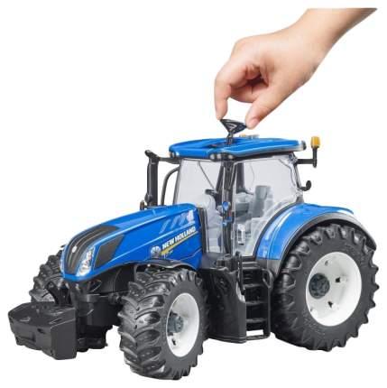 Трактор Bruder New Holland T7,315
