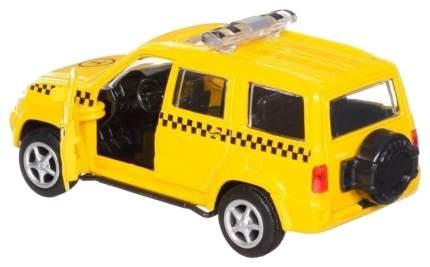 Легковая машина Play Smart Такси Р41601 Желтый, черный