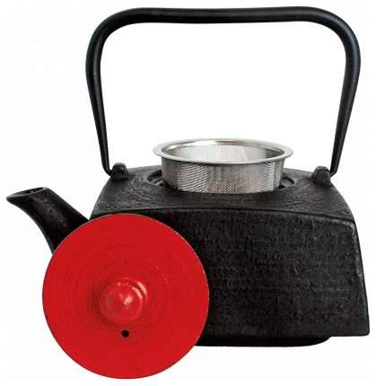 Заварочный чайник Beka 16409244 Черный, красный
