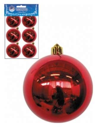Набор шаров на ель Snowmen Е50334 6 см 6 шт.